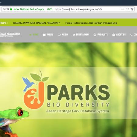 www.johornationalparks.gov.my